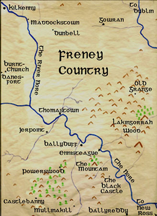 Freney Country